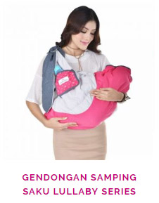 Gendongan Samping Lullaby Series