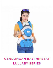 Gendongan Hipseat Lullaby Series